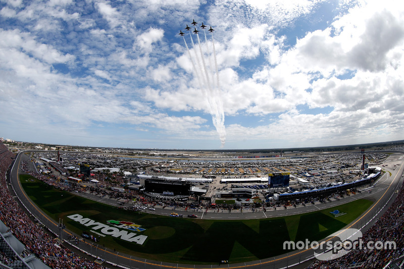 Daytona-Atmosphäre