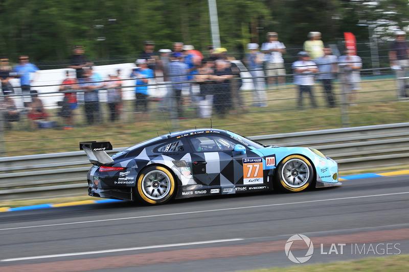 4. GTE-Am: #77 Dempsey Proton Competition, Porsche 911 RSR