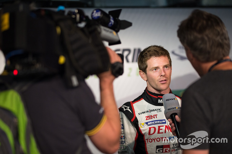 Anthony Davidson, Toyota Gazoo Racing