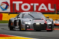 #25 Audi Sport Team Sainteloc Racing Audi R8 LMS: Маркус Винкельхок, Кристофер Хаасе, Жюль Гунон