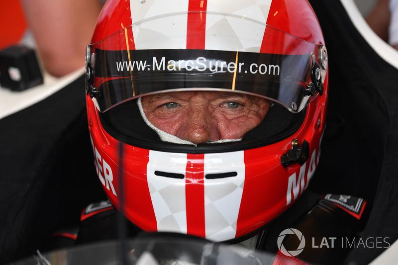 Marc Surer, F1-Doppelsitzer