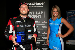 Podium Trophy : Rob Huff, All-Inkl Motorsport, Citroën C-Élysée WTCC