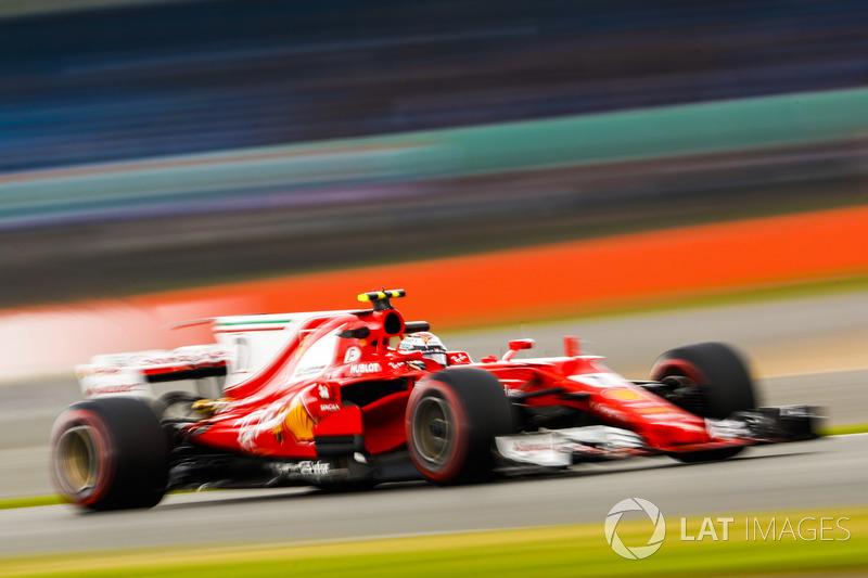 14. Kimi Räikkönen, Ferrari