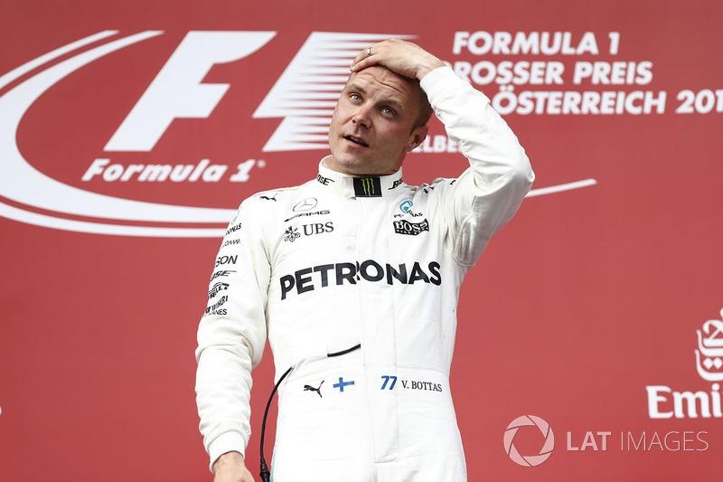 Avusturya GP - Kazanan: Valtteri Bottas