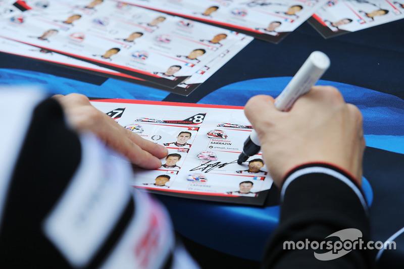 Yuji Kunimoto, Toyota Racing