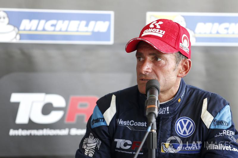 Джанні Морбіделлі, West Coast Racing, Volkswagen Golf GTi TCR