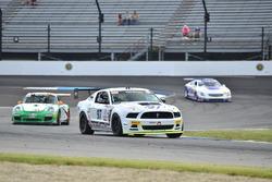 #97 TA Ford Mustang, Chris Outzen, DWW Motorsports