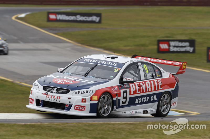 David Reynolds,  Louke Youlden, Erebus Motorsport Holden