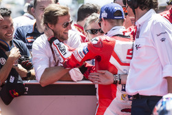 Jorge Lorenzo, Ducati Team, Sete Gibernau