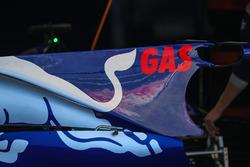 Scuderia Toro Rosso STR12 bodywork