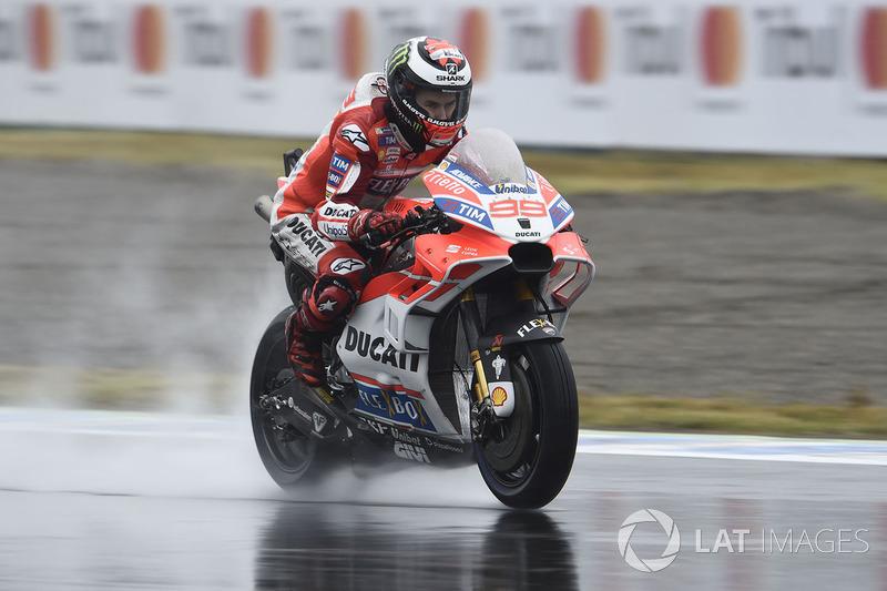 4. Jorge Lorenzo, Ducati Team
