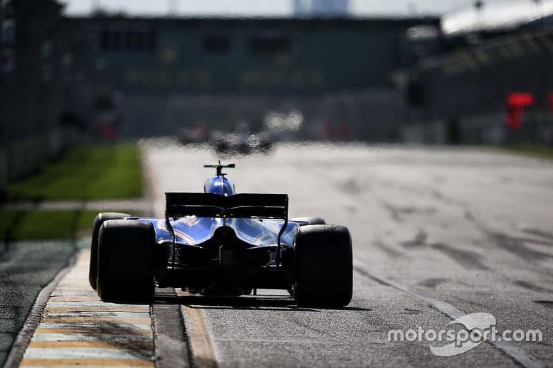 Antonio Giovinazzi, Sauber, C36