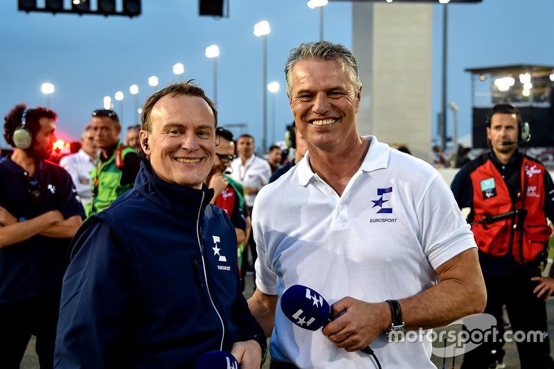 Ralf Waldmann y Jan Stecker, Eurosport Germany