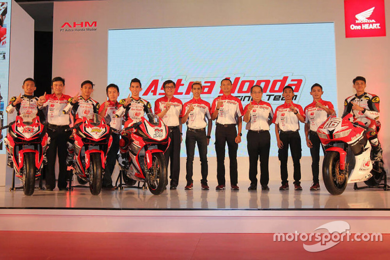 Astra Honda Racing Team 2017