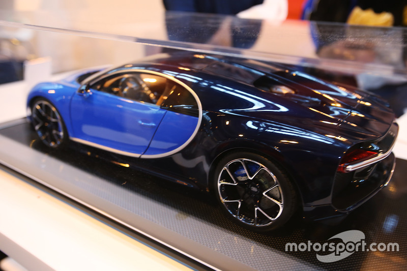 Amalgam Bugatti, modelo