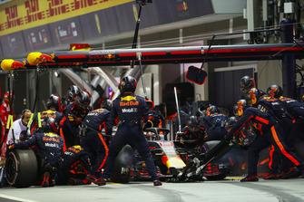 Пит-стоп: Даниэль Риккардо, Red Bull Racing RB14