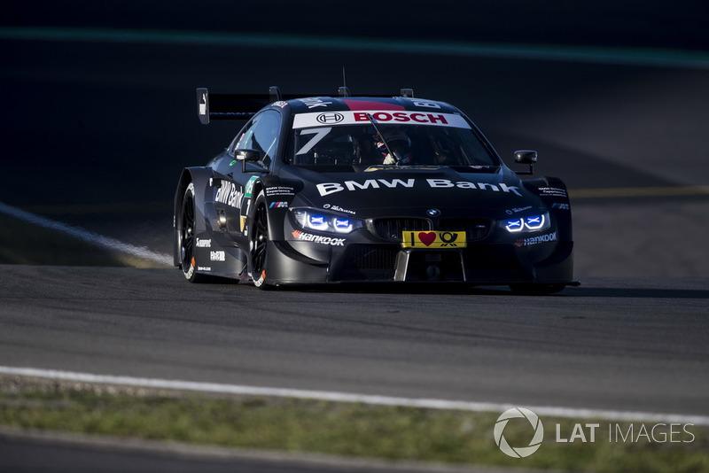 15. Bruno Spengler, BMW Team RBM, BMW M4 DTM