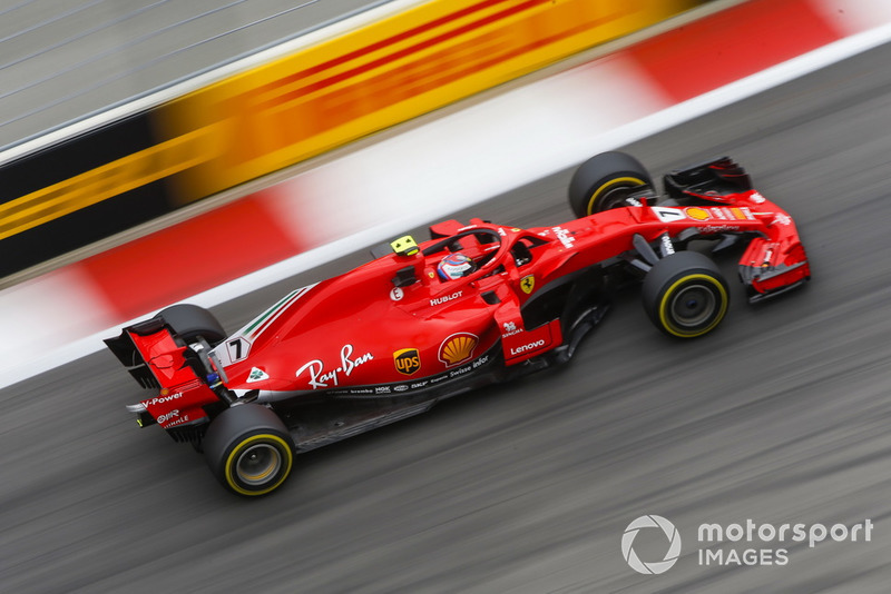 Райкконена удивляет стратегия Ferrari
