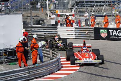 Monaco Historic GP