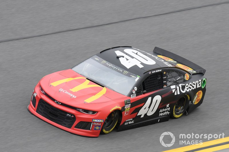 16. Jamie McMurray, Spire Motorsports, Chevrolet Camaro