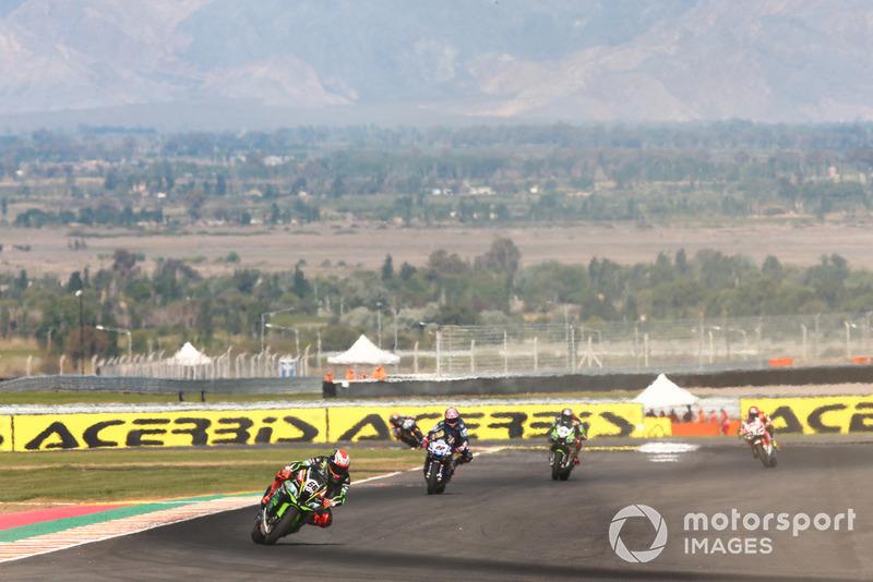 5e : Tom Sykes (Kawasaki Racing)