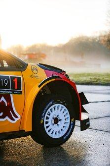 Citroën C3 WRC, Citroën World Rally Team
