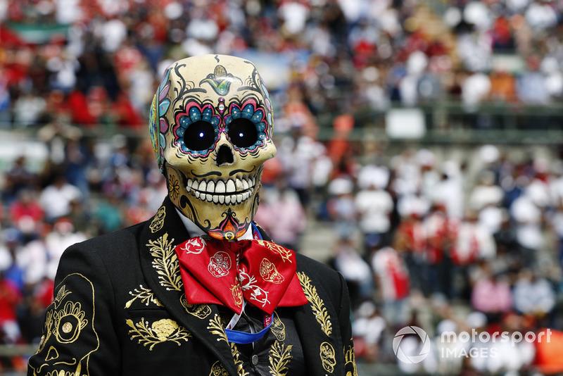 Гран Прі Мексики: маска