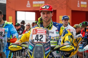 #42 Husqvarna: Maurizio Gerini