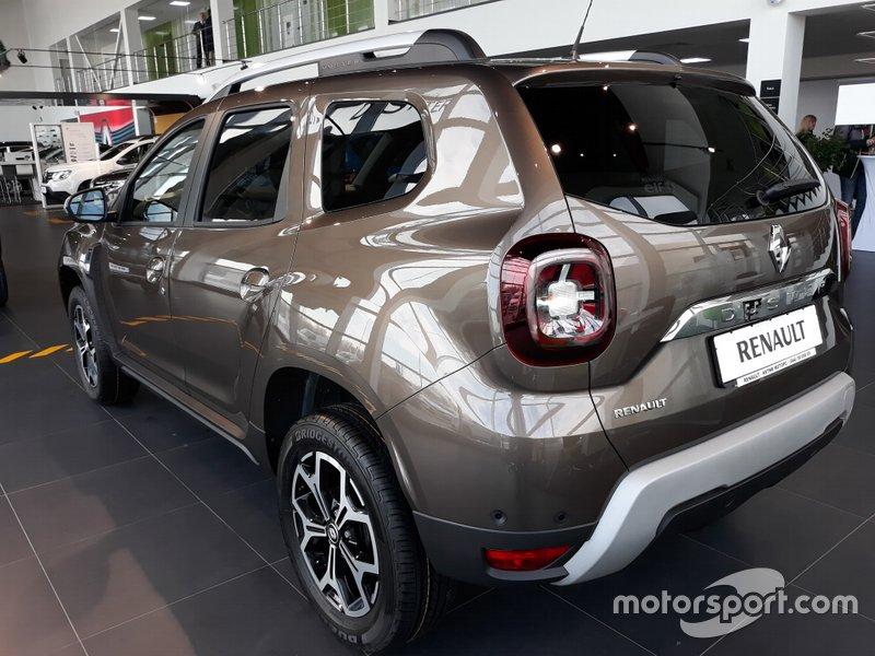Renault Duster 2019 року