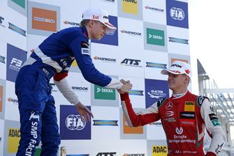 Podium : Mick Schumacher, PREMA Theodore Racing Dallara F317 - Mercedes-Benz