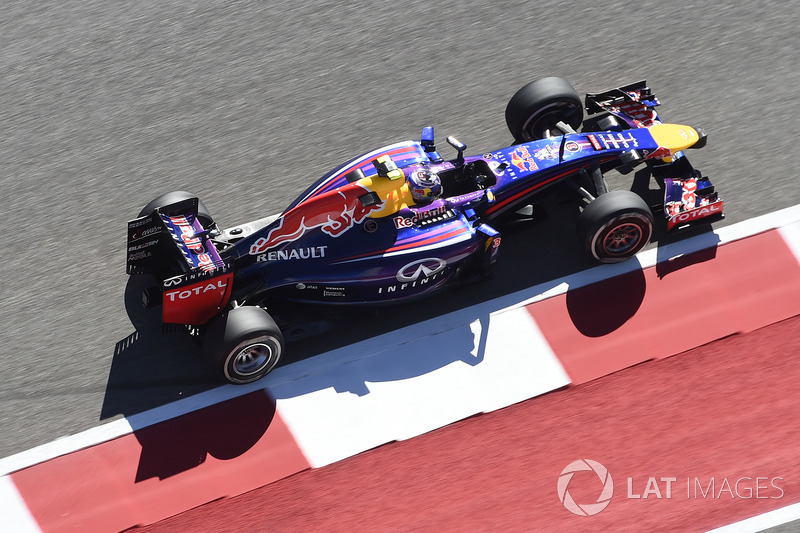 2014: Red Bull-Renault RB10