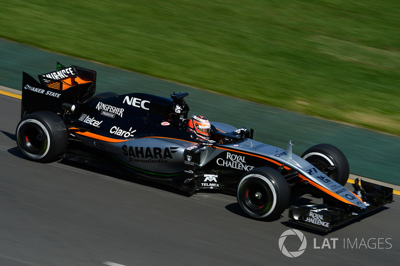2015 : Force India VJM08-Mercedes