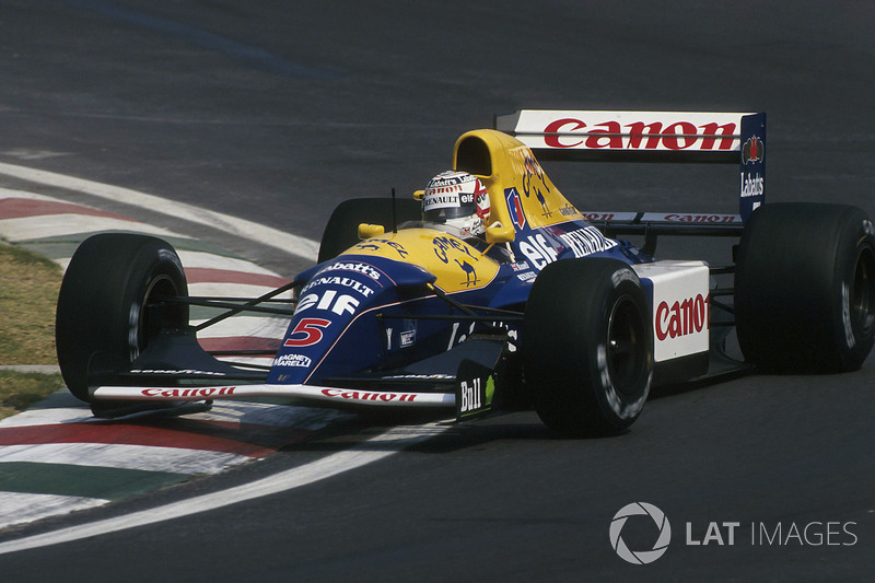 1992: Williams-Renault FW14B