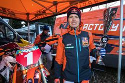 Pauls Jonass, KTM