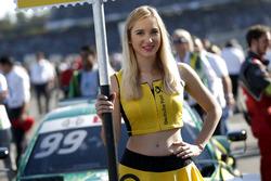 Грид-герл Майка Рокенфеллера, Audi Sport Team Phoenix, Audi RS 5 DTM