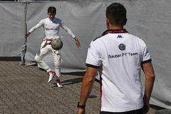 Шарль Леклер, Alfa Romeo Sauber