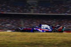 Brendon Hartley, Scuderia Toro Rosso STR13