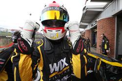 Polesitter Jack Goff, Eurotech Racing Honda Civic
