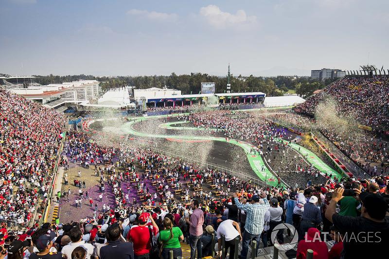 4: El GP de México