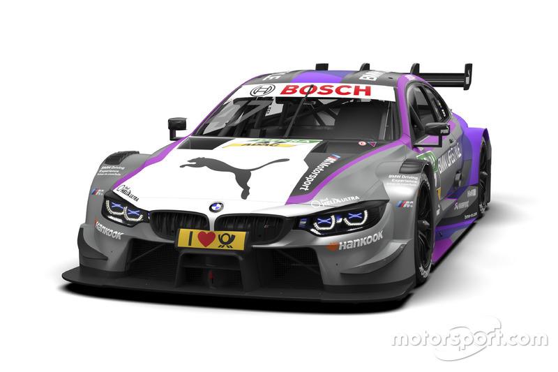 Decoración de BMW Motorsport