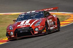 #23 GT SPORT MOTUL Team RJN Nissan GT-R Nismo GT3: Лукас Ордонес, Алекс Бансомб, Метт Паррі
