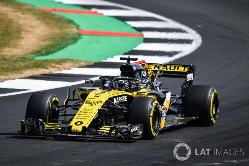 7. Ніко Хюлькенберг, Renault — 42