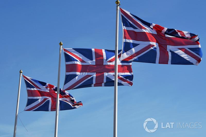 Прапори Великої Британії