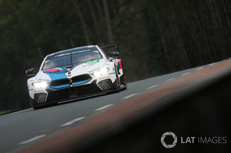 42. #82 BMW Team MTEK BMW M8 GTE