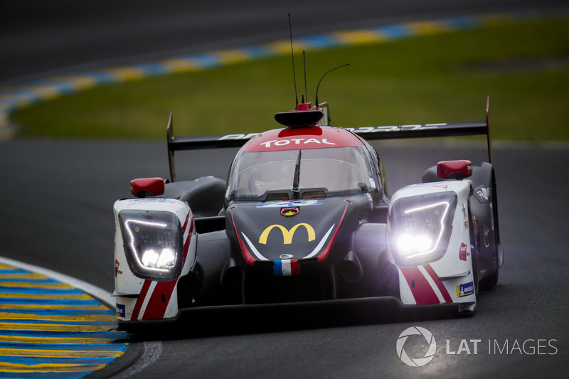 5. LMP2: #23 Panis-Barthez Competition, Ligier JSP217 Gibson