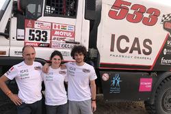 Antonio Cabini,  Raffaella Cabini, Carlo Augusto Cabini