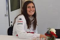 Татьяна Кальдерон, Alfa Romeo Sauber Third Driver