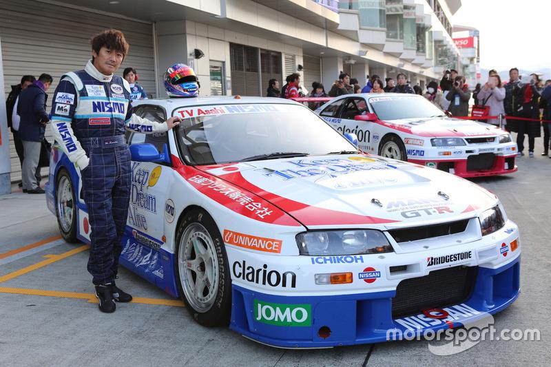 近藤真彦/NISMO GT-R LM(1995 年ル・マン 24 時間 GT1 仕様)
