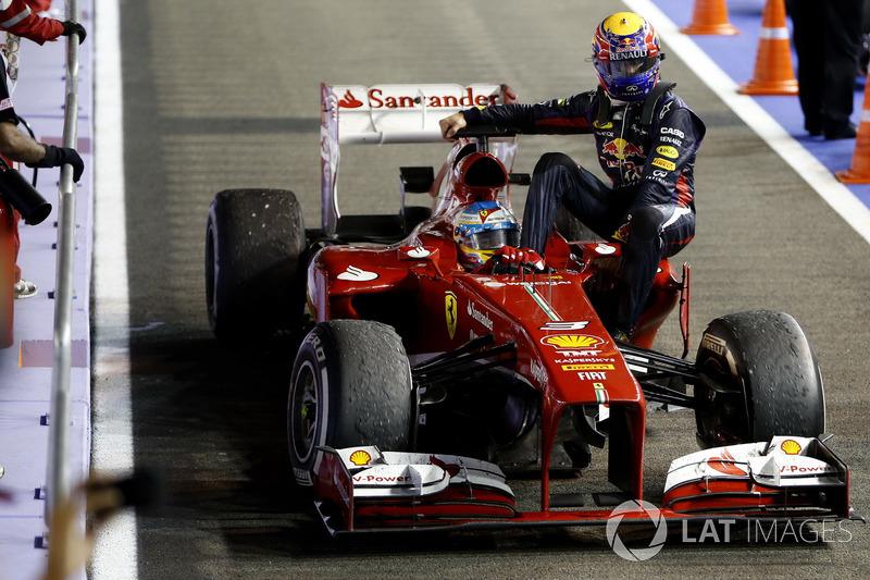 2013: Ferrari F138 (две победы, 3-е место в КК)