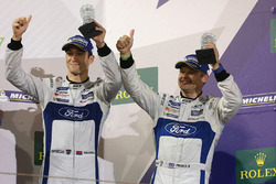 Podium LMGTE Pro: third place Andy Priaulx, Harry Tincknell,  Ford Chip Ganassi Team UK